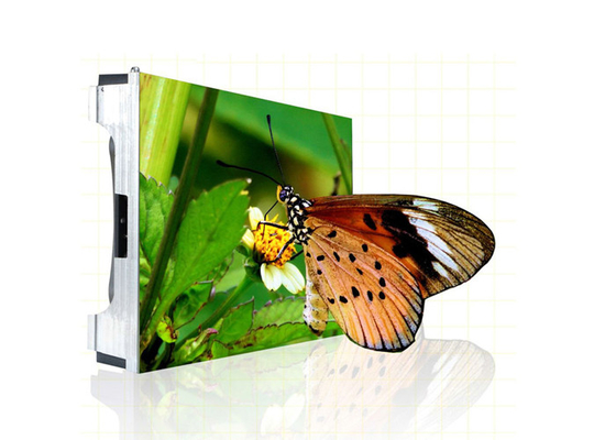 China Small Pitch Led Display Aluminum Fixed For Advertising Media / Concert led screen supplier
