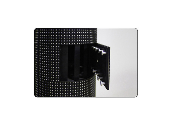 China Led Screen Hire P6 Stage Flexible LED Screen Module For Rental Events supplier