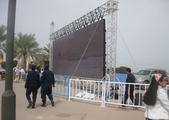 China Outdoor Fixed LED Display For Shopping Malls Large Viewing Angel supplier