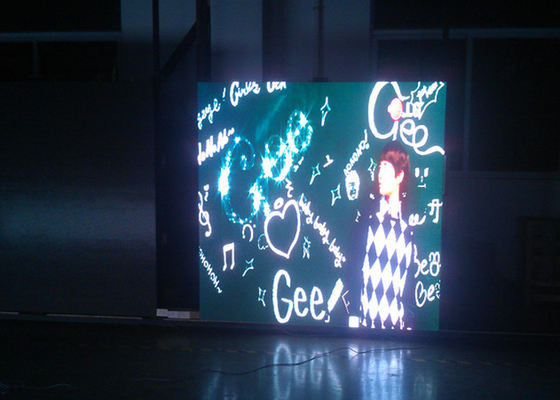 China Large Viewing Angle Stage LED Screen Indoor 4mm With Vivid Picture supplier