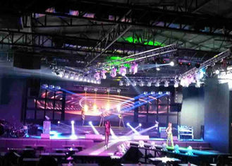 China Rental Indoor LED Screen High Brightness For Airport Stadium And Shopping Mall supplier