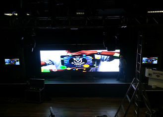 China P4 SMD Indoor LED Screen Rental For Big Events , Ultra Thin Led Display supplier