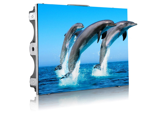 China P1.6 LED Display Indoor Fixed Full Color Small Pitch For TV Studios supplier