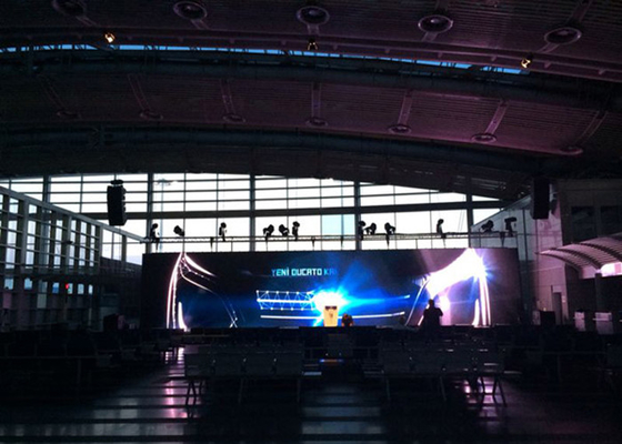 China LED Screen Advertising High Refresh Rate Information Full Color LED Digital Signage supplier