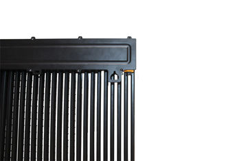 China Light Weight Dynamic LED Curtain Display AC 220V Embedded With Wireless Technology supplier