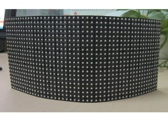 China P6 Indoor Flexible  Module For Fixed Instalation, Full Color LED Curtain Wall supplier