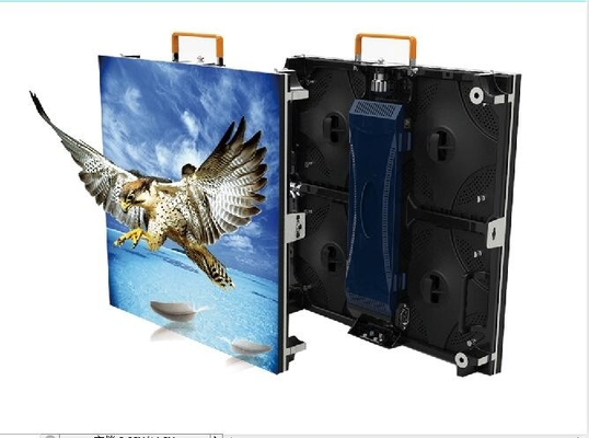 China P2.5 Indoor Advertising Led Display Board For Studio , Strong And Stable Cabinet supplier