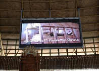 Large Viewing Angle Full Color Led Rental Display Indoor Advertising