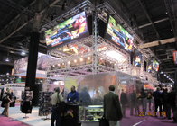 China SMD P4 led stage display screen For Trade Shows , Perfect Performance factory