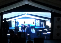High Precision SMD LED Stage Screen Rental /  Ultra thin led advertising billboard