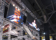 Light Weight Cabinet Indoor LED Screen For Exhibitions 1200cd/m2