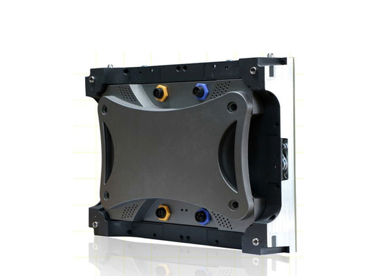 China Indoor Small Pitch Led Display High Definition Live Broadcast Dual Maintenance distributor