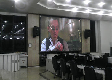 China Energy saving HD LED Display Advertising Led Billboard for Information Center factory