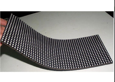 China Indoor flexible led display screen For Shows High Brightness , Curved Led Display distributor