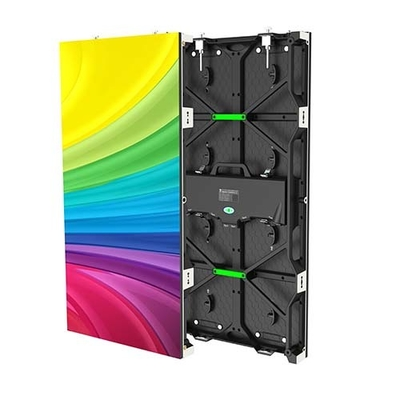 China P4.81 Cabinet LED Video Wall Rental Rgb Led Display Screen Environment Friendly distributor